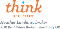 Portland Realtor, Heather Lamkins