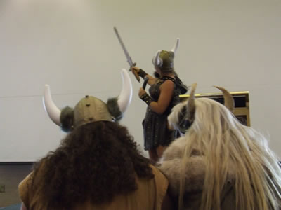 conference room vikings